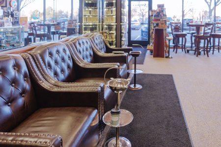 smoky's customer lobby